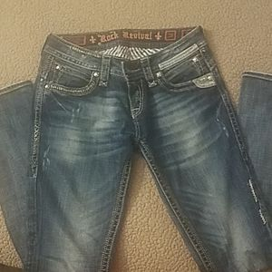 Rock Revival skinny Jean's
